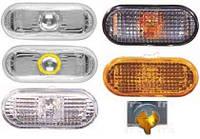 Указатель поворота на крыле 9.96- левая сторона=правая сторона желтый VW POLO 4 94-99 HB