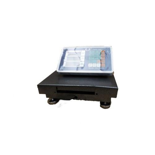 Платформенные электронные ВОДОНЕПРОНИЦАЕМЫЕ весы, 100 кг.