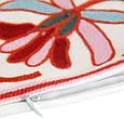 "Декоративная наволочка с вышивкой ""Жар-птица"" 44х44 полиэстер TRAUM 5321-04, красный, фото 2"