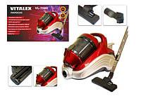 Пылесос циклонного типа Vitalex VL - 7000 мощный пылесос для дома бытовой ( Виталекс )