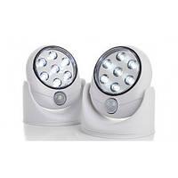 Led светильник с датчиком движения Light Angel универсальная подсветка light angla