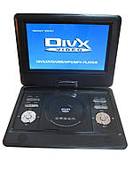 """Портативный DVD плеер 12,5"""" +USB+Game+TV 1289"""