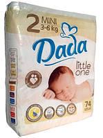Dada Premium 2 ( 3-6 ) 74 шт! Уценка!