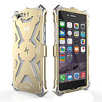 Чехол накладка бампер Simon Thor для iPhone 6s 6 4.7 золотистый