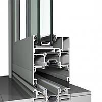 Дверь «Гармошка» Reynaers CF 77 1200х3000х77 мм
