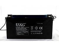 Универсальный гелевый аккумулятор батарея BATTERY GEL. 12V 150A