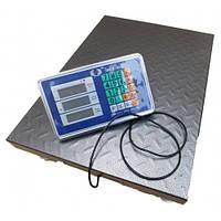 Платформенные электронные ВОДОНЕПРОНИЦАЕМЫЕ весы, 500 кг.