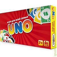Игра настольная классическая UNO Strateg, УНО