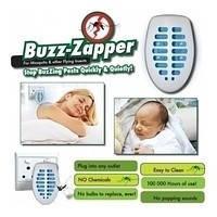 Ультразвуковой Отпугиватель Buzz - zapper (100) Базз Заппер прибор от комаров