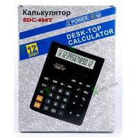 Настольный калькулятор  KK 888T