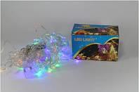 Новогодняя гирлянда 120P ICICLE M Сосулька ( 120 светодиодов ) Цвет многоцветный