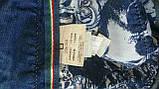 Джинсы мужские Franco Benussi FB 12-116 синие классика., фото 6