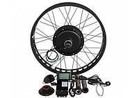 Электронабор с мотор-колесом 48v1200w (прямой привод) для Fat bike  Volta