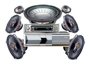 Аудиотехника, акустика, звук, аксессуары
