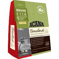 Корм Акана грасслендс для щенков и взрослых собак без зерна (acana grasslands for dog) 6,8кг