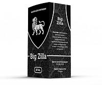 Капли для повышение потенции Big Zilla Биг Зила длительного действия
