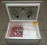 Инкубатор Наседка 70 яиц ручной переворот аналоговый терморегулятор