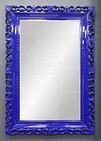 Настенное зеркало в глянцевой раме, фото 1