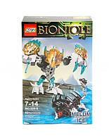 Конструктор KSZ Bionicle (Бионикл) аналог Lego 71302 Акида Тотемное животное Воды 62 детали