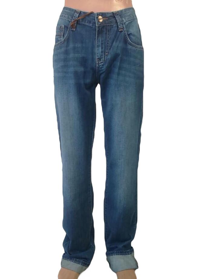 Мужские джинсы большого роста FB 14-159 Mos 3015 Blue