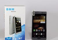 """Смартфон M7 4"""" Black Android 4.4.2 bmm сенсорный мобильный телефон на андроиде 4 дюйма черный"""