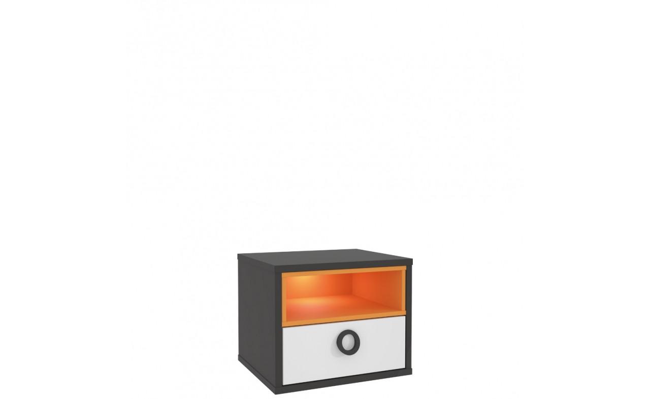 Тумба прикроватная COLORS LORK011 (Forte)