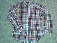 Мужские рубашки Old Navy Men's Slim-Fit Plaid Shir