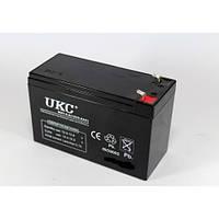 Универсальный аккумулятор батарея 12V 9A UKC