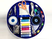 Швейный набор ХОЗЯЮШКА всё для шитья швейный органайзер комплект