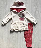 Детский костюм для девочки Hello Kitty на 12 мес