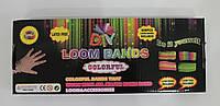Набор резинок для браслета Loom Band LB018 фосфорные (120) в коробке