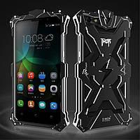 Чехол накладка бампер Simon Thor для Huawei Honor 4C черный