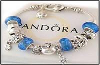 Стильный браслет PANDORA ( Пандора ) женский браслет на руку