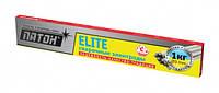 Сварочные электроды  Патон ELITE (d.3 мм, уп.1 кг)
