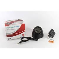 Камера CAMERA TF CARD + DVR USB купольная камера видеонаблюдения