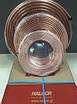Труба медная  3/8  для кондиционеров (9,52х0,81) - 45 м. Halcor (Греция)