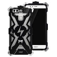 Чехол накладка бампер Simon Thor для Huawei P9 Plus черный