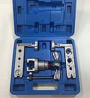 Набор для оброботки труб VALUE VFT808-С (две планки дюйм, вальцовка) чемодан