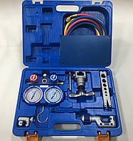 Манометрический коллектор в наборе для обработки труб  VALUE VТВ-5В-1