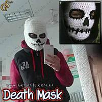 "Вязанная маска - ""Death Mask"", фото 1"