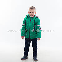 "Демисезонная курточка для мальчишек ""Лукас""  ,новинка весна 2017 года, фото 1"