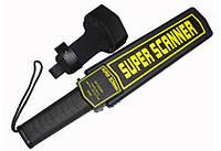 Металлодетектор ручной досмотровый Super Scanner GP-3003B1 металлоискатель