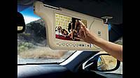 DVD Проигрыватель Opera 7003 в форме солнцезащитного козырька с монитором
