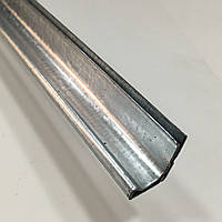Шинорейка 20мм. 0.6мм (Профиль вентиляционный)