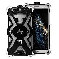 Чехол накладка бампер Simon Thor для Huawei Honor V8 черный