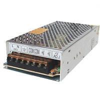 Универсальный блок питания адаптер 12V 10A S-120-12 Metall для SMD лент мониторов и т.д