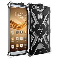 Чехол накладка бампер Simon Thor для Huawei Honor Note 8 черный