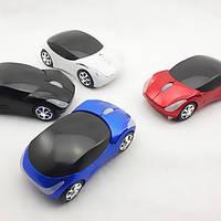 Мышка беспроводная компьютерная машинка Mouse Car авто оптическая