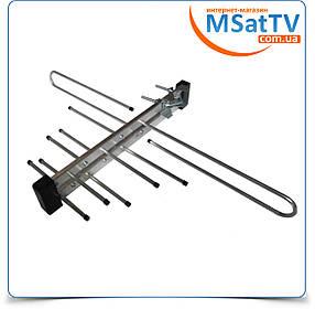 Антенна DVB-T2 Внешня ZIG-1