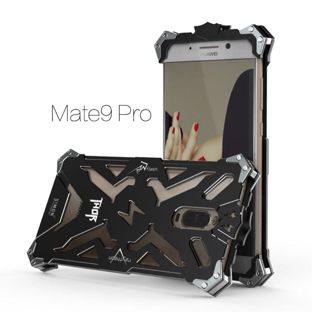 Чехол накладка бампер Simon Thor для Huawei Mate 9 Pro черный